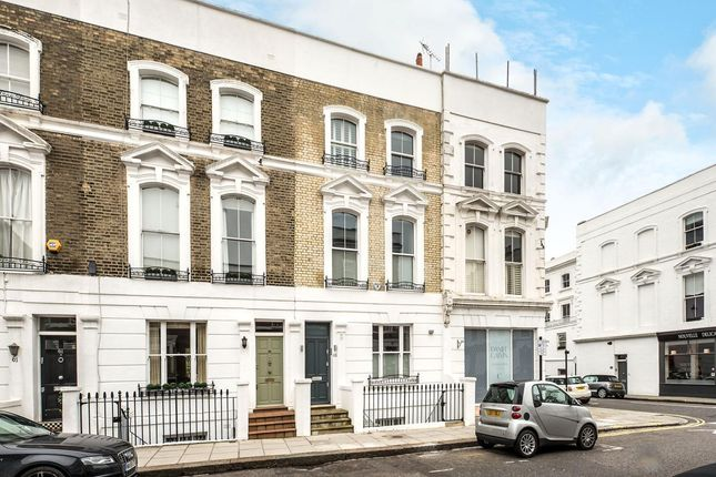 Thumbnail Property for sale in Abingdon Road, London