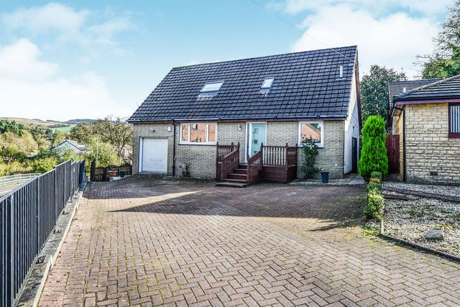Thumbnail Detached bungalow for sale in Dalquhurn Gardens, Renton, Dumbarton