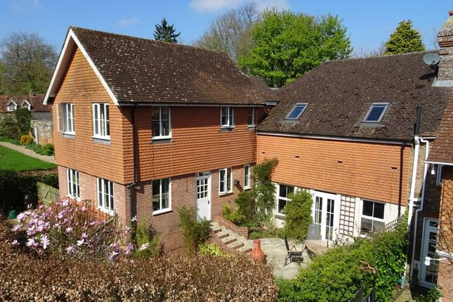 Thumbnail Mews house for sale in Andover Road, Highclere, Newbury