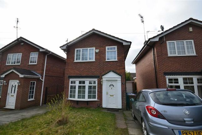 3 bed detached house to rent in Boddens Hill Road, Heaton Mersey, Stockport
