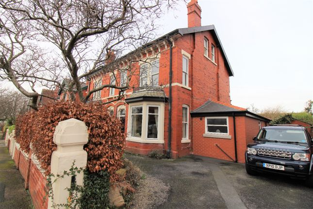 Thumbnail Semi-detached house for sale in Lockwood Avenue, Poulton-Le-Fylde