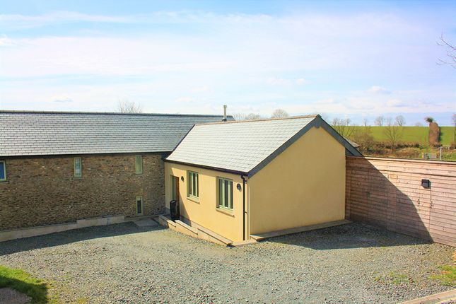 Thumbnail Barn conversion to rent in Broadwoodwidger, Near Lifton