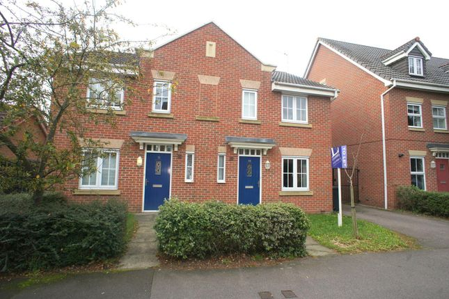 Thumbnail Semi-detached house to rent in Atlantic Way, Derby