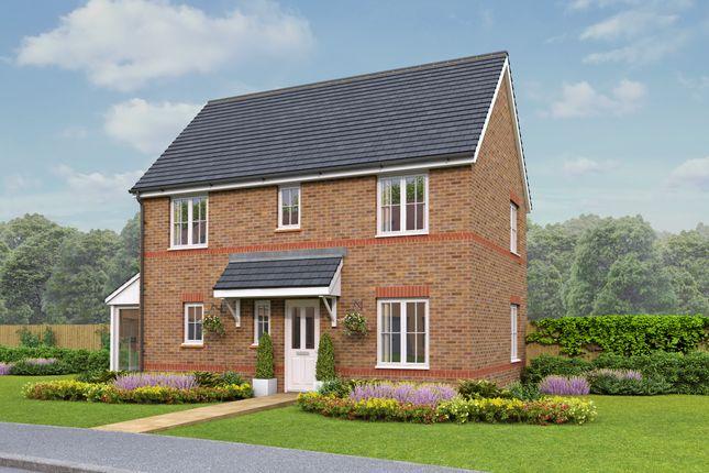 Thumbnail Detached house for sale in The Hope, Plot 144, Chester Road, Oakenholt