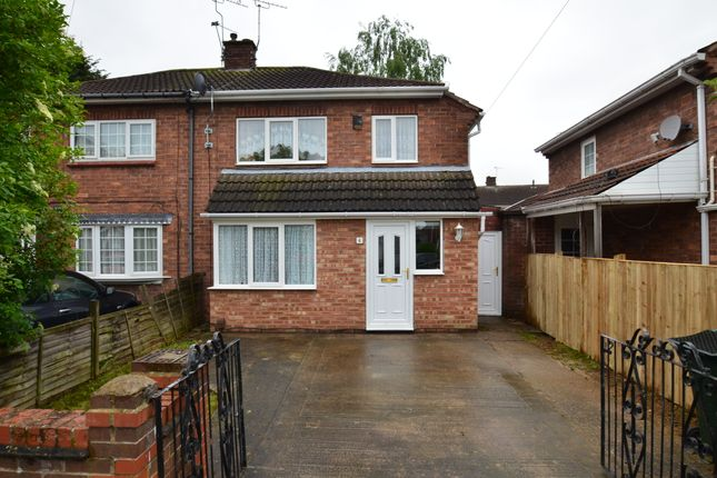 Thumbnail Semi-detached house for sale in Coniston Place, Scawthorpe, Doncaster