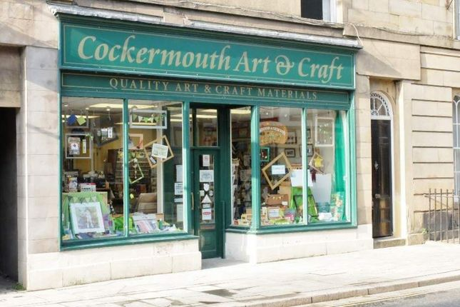 Retail premises for sale in 6 Main Street, Cockermouth