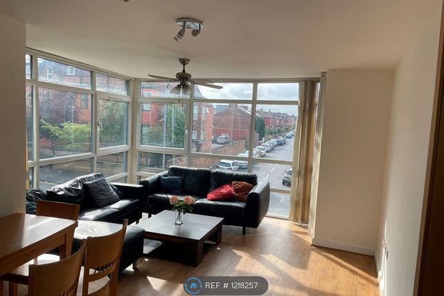 2 bed flat to rent in Moss Lane East, Manchester M14
