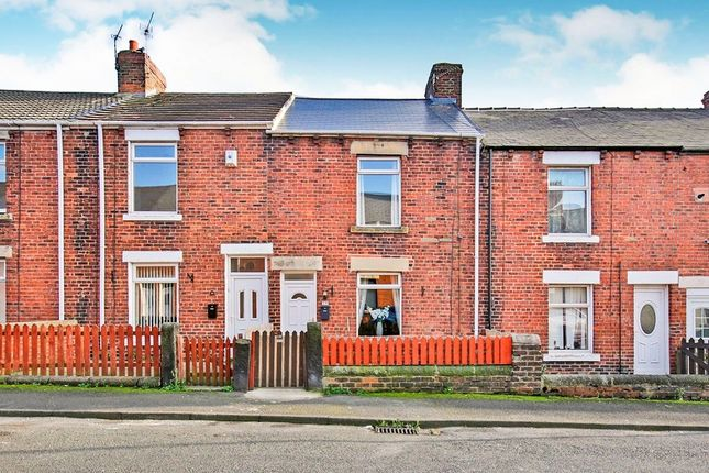 Percy Terrace, Stanley DH9
