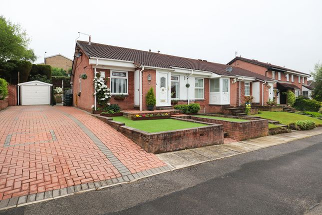 Thumbnail Terraced bungalow for sale in Thorndale Rise, Brinsworth, Rotherham