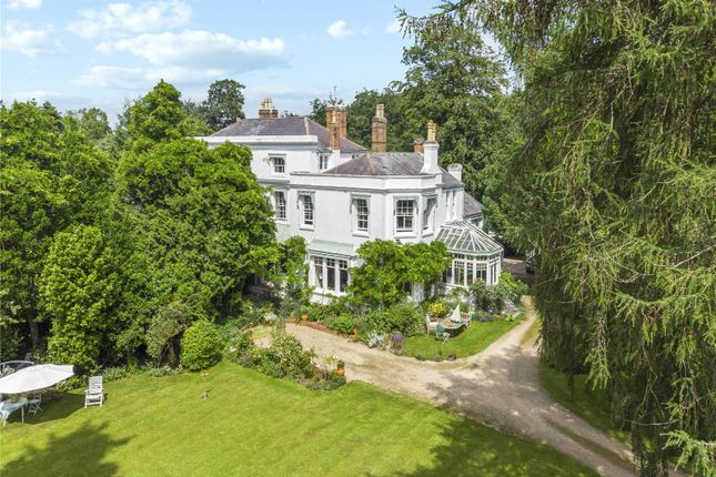 Thumbnail Flat for sale in White Lodge, Osler Road, Oxford, Oxfordshire
