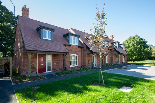 Thumbnail End terrace house for sale in Dunmow Road, Great Easton, Dunmow