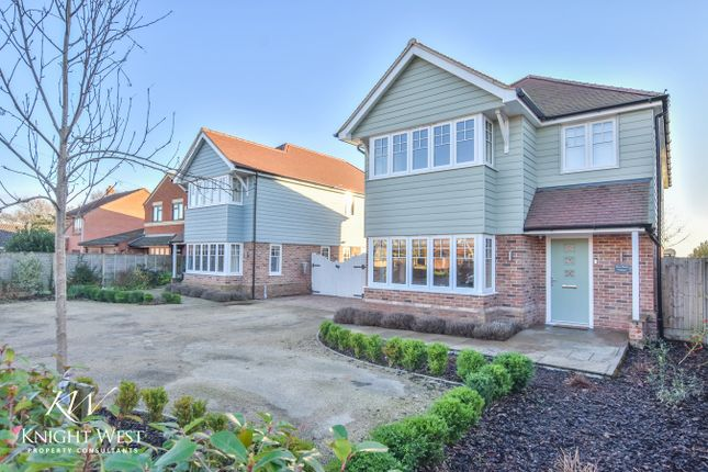 Thumbnail Detached house for sale in Steam Mill Road, Bradfield, Manningtree