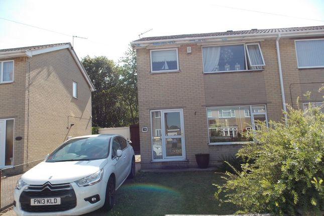 Thumbnail Semi-detached house for sale in Brook Way, Arksey, Doncaster