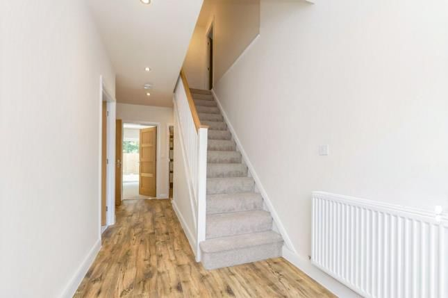 Entrance Hall of Uppingham Road, Leicester, Leicestershire, England LE5
