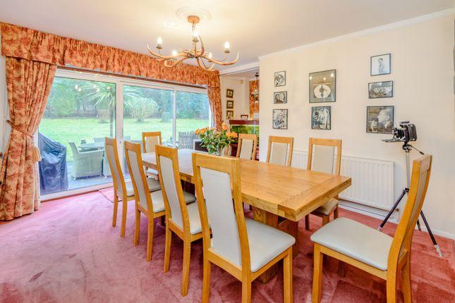 Dining Room of Outdowns, Effingham KT24