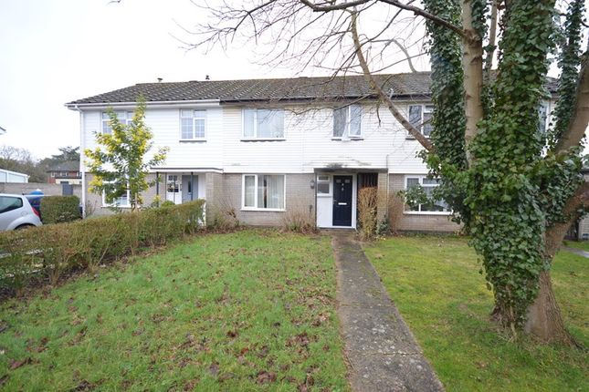 Thumbnail Terraced house to rent in Solent Close, Lymington