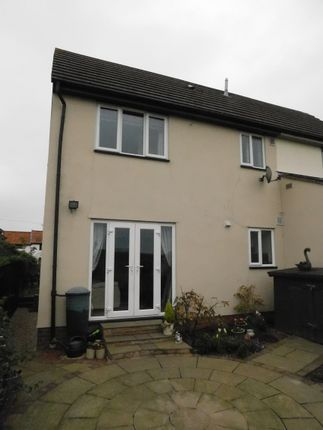 Thumbnail Semi-detached house for sale in The Street, Mendlesham Green