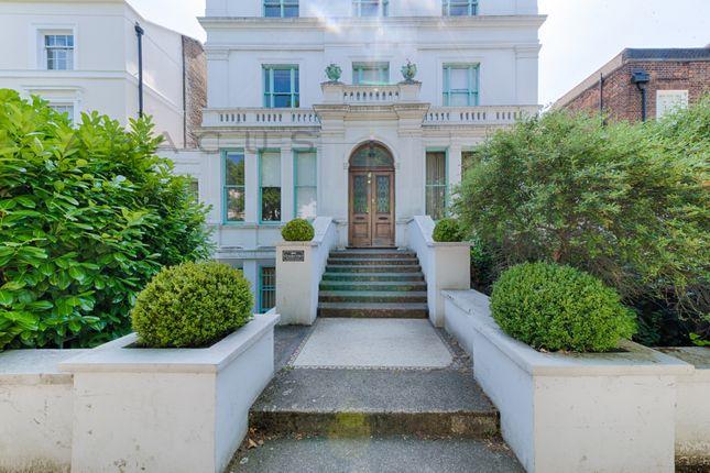 Thumbnail Flat to rent in Hamilton Terrace, St John's Wood