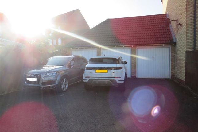 Garage of Spencer Road, Wellingborough NN8