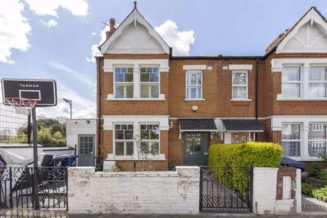 Thumbnail Semi-detached house for sale in Hereford Road, London