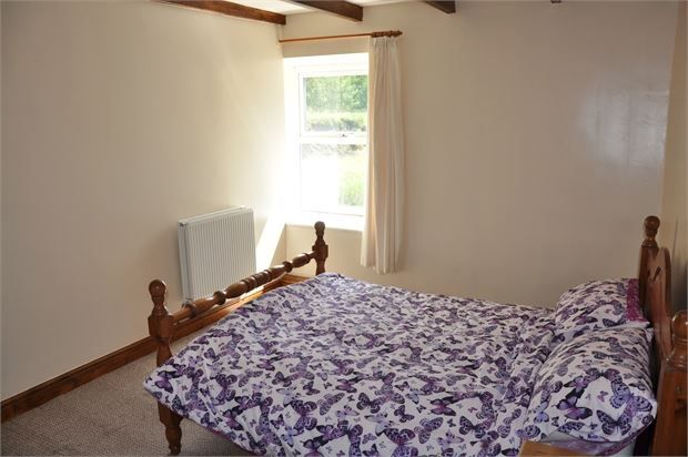 Bedroom of Dene View, Overwater, Nenthead CA9