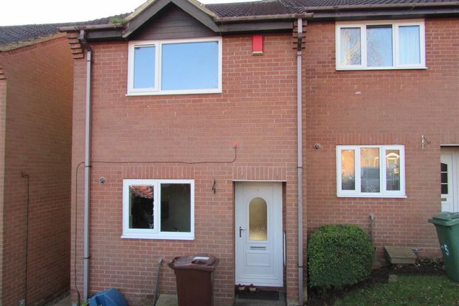 Thumbnail Semi-detached house to rent in Vardon Close, Stafford