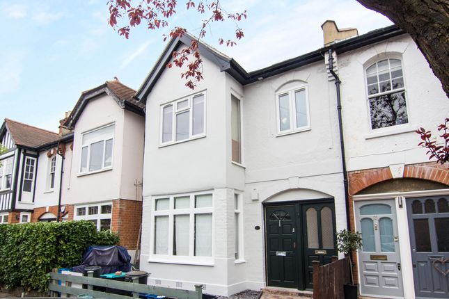 Thumbnail Flat for sale in Cowley Road, London