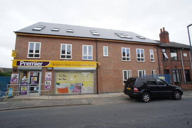 Thumbnail Flat to rent in Brighton Road, Alvaston, Derby