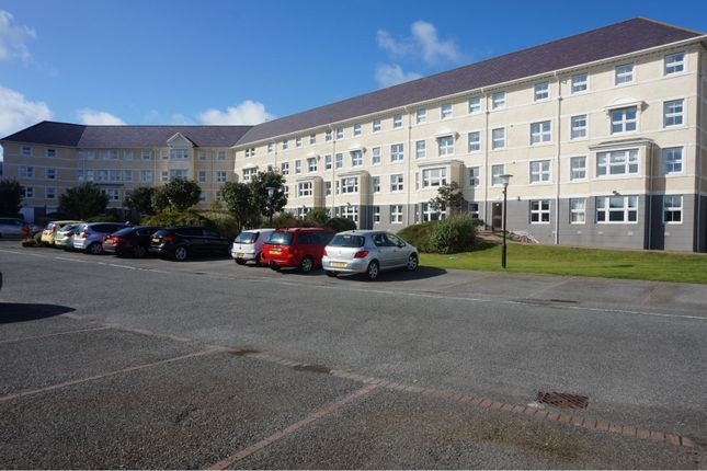 Thumbnail Flat for sale in Clarence Road, Llandudno