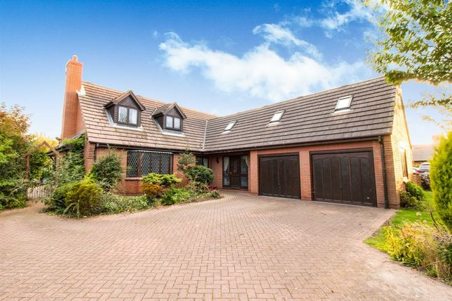 Thumbnail Detached house for sale in Field Lane, Hensall, Goole