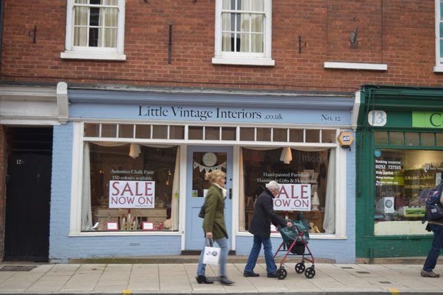 Thumbnail Retail premises to let in Downing Street, Farnham