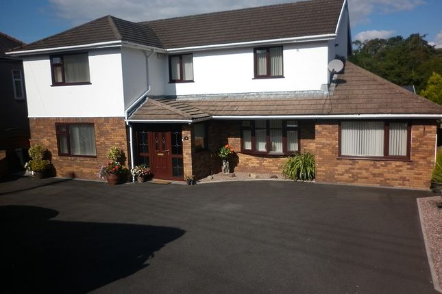 Thumbnail Detached house for sale in Dulais Road, Seven Sisters, Neath, Neath Port Talbot.