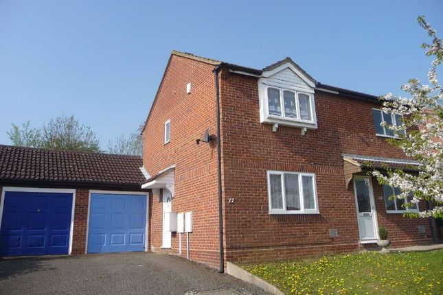 Thumbnail Semi-detached house to rent in Vyne Crescent, Great Holm, Milton Keynes