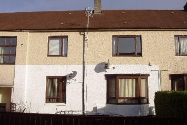 Thumbnail Flat to rent in Lambert Terrace, Alloa
