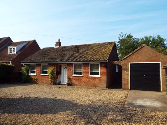 Thumbnail Bungalow for sale in Hindringham, Norfolk, England