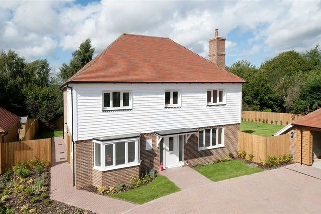 Thumbnail Detached house for sale in Watermill Court, Ashford, Kent