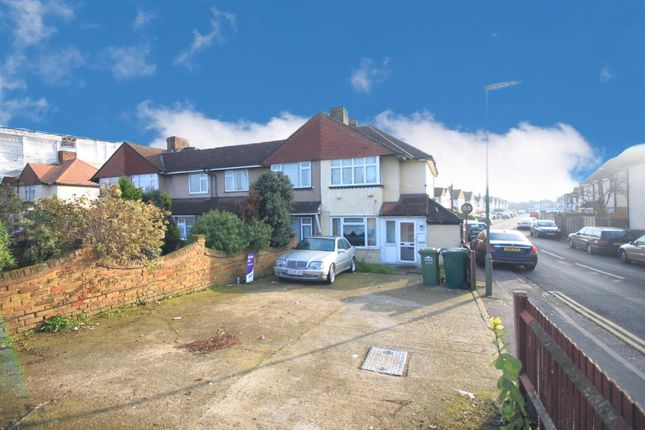 Thumbnail End terrace house for sale in London Road, Feltham