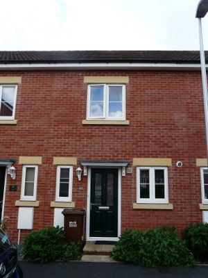Thumbnail Terraced house to rent in Massey Road, Tiverton