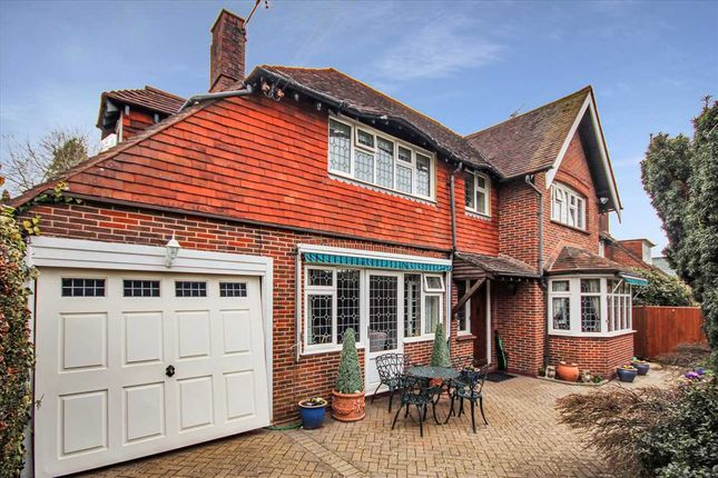 Thumbnail Detached house for sale in Offington Drive, Broadwater, Worthing
