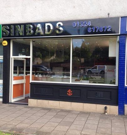 Thumbnail Restaurant/cafe for sale in Maggie Woods Loan, Falkirk
