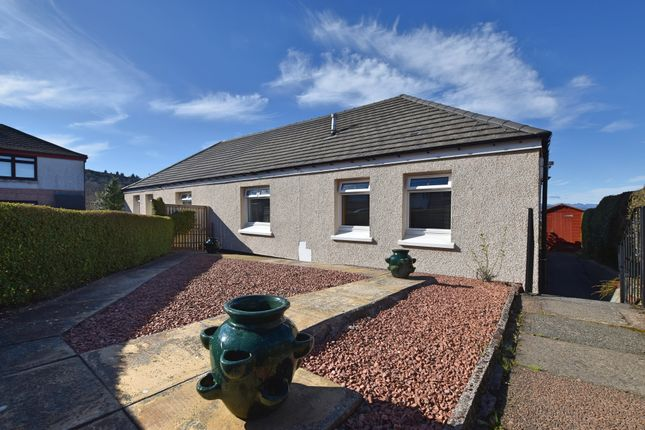 Thumbnail Semi-detached bungalow for sale in Gray Street, Greenock