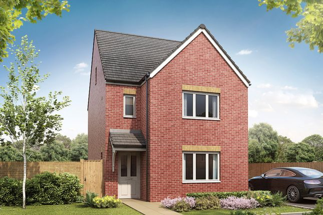 """Thumbnail Detached house for sale in """"The Lumley"""" at The Rings, Ingleby Barwick, Stockton-On-Tees"""
