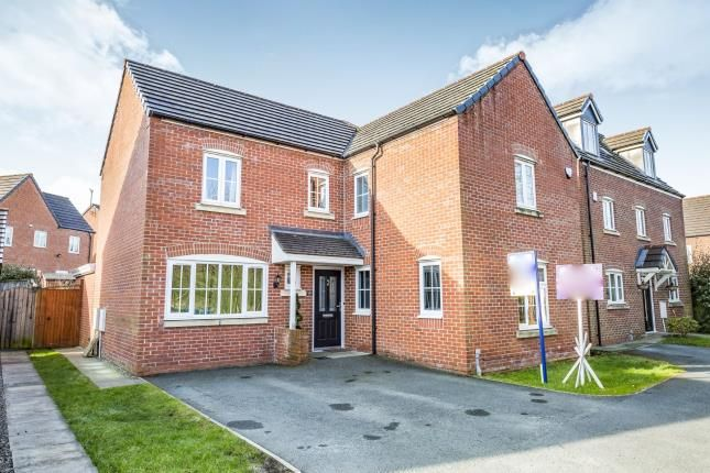 Thumbnail Detached house for sale in Vale Gardens, Ince, Wigan, Greater Manchester