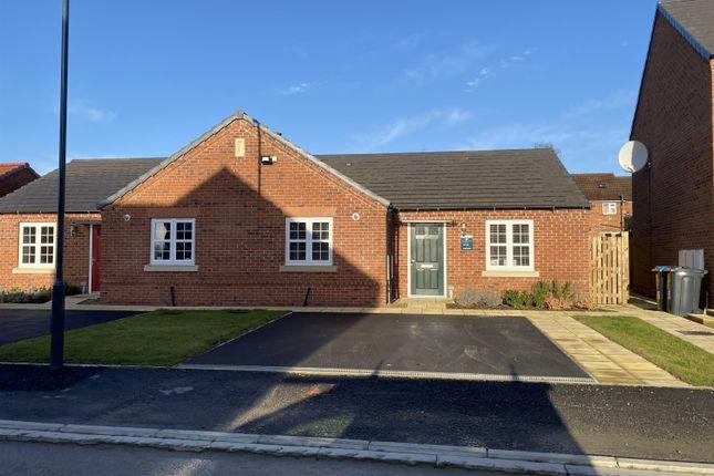 2 bed semi-detached bungalow for sale in Goldfinch Way, Easingwold, York YO61