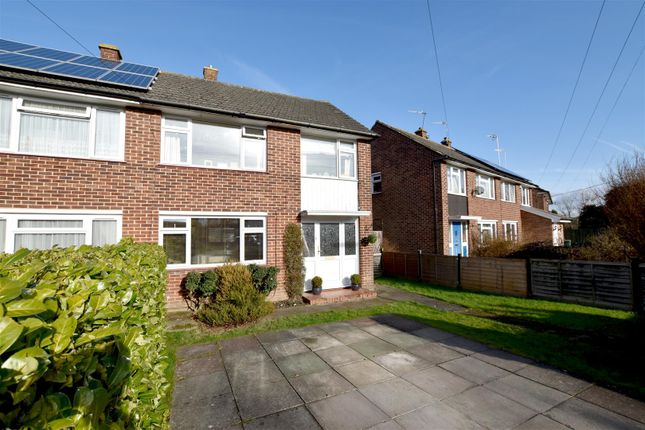 3 bed semi-detached house for sale in Felland Way, Reigate