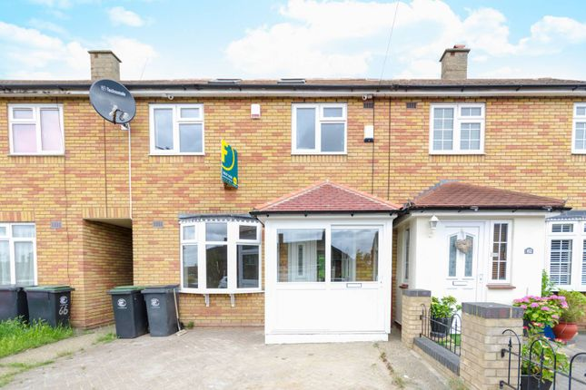 Thumbnail Terraced house to rent in Colson Road, Loughton