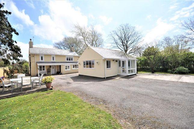 Thumbnail Farmhouse for sale in Little Tarnbrick Farm, Blackpool Road, Kirkham, Preston, Lancashire