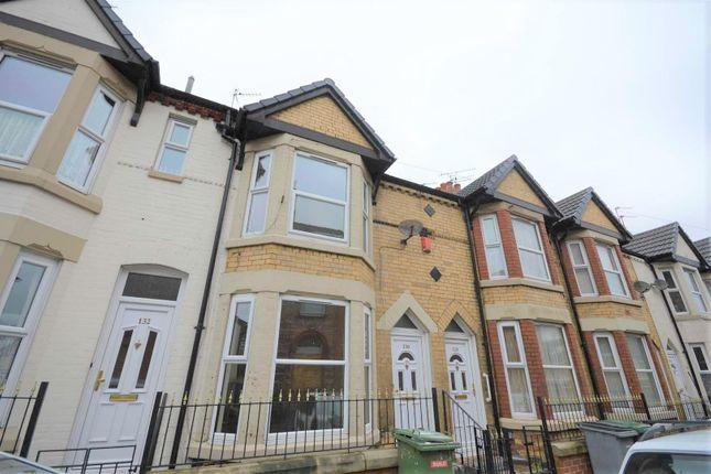 2 bedroom terraced house to rent in Craven Street, Birkenhead