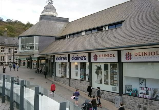 Thumbnail Office to let in Deiniol Shopping Centre, High Street, Bangor