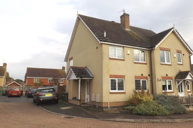 Thumbnail Property to rent in Botolph Green, Peterborough